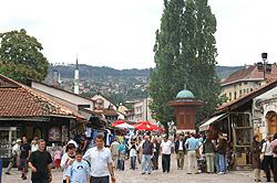 Sarajevo - Bašèaršija