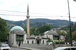 Sarajevo - Carova mešita
