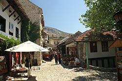 Mostar - centrum
