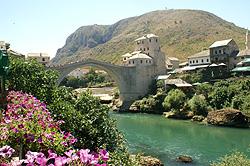 Mostar - Starý most
