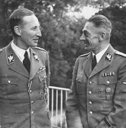 Heydrich, Frank