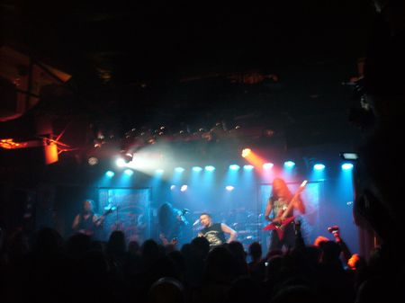 COLD RAVEN, FROM HELL, ABSU, BELPHEGOR, POSSESSED