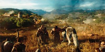 Warcraft: První støet
