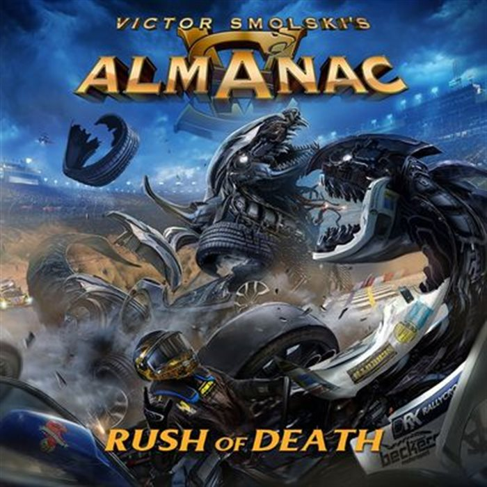 ALMANAC - Rush Of Death