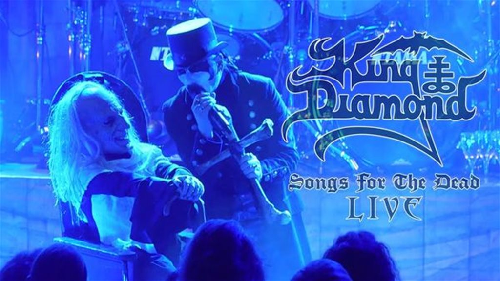 KING DIAMOND - Songs For The Dead Live