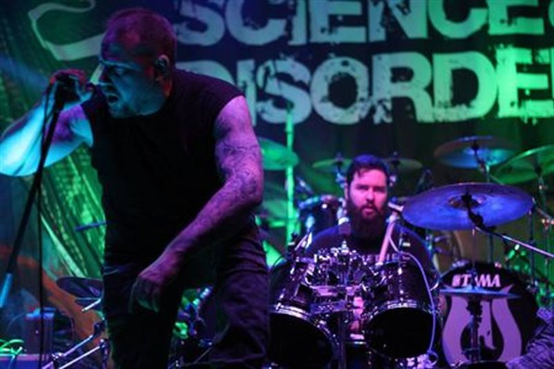 SCIENCE OF DISORDER, DIABOLICAL, KRISIUN, SEPTICFLESH - 3. 4. 2018, Košice, Collosseum