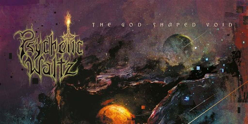 PSYCHOTIC WALTZ - The God-Shaped Void