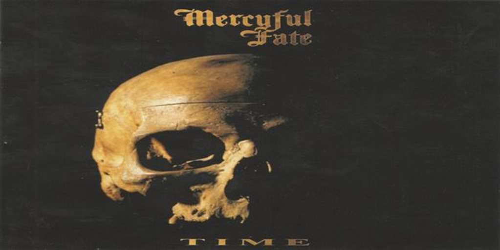 MERCYFUL FATE - Time