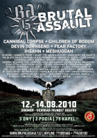 BRUTAL ASSAULT 2010 - Metalopolis guide