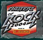 MASTERS OF ROCK 2004 - Vizovice - 2.-4. èervence 2004 - den druhý