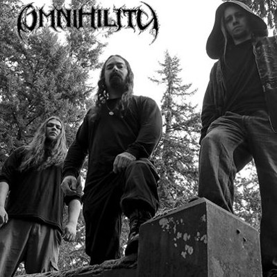OMNIHILITY - Deathscapes Of The Subconsciousness