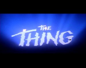 THE THING (collector´s edition) - ... nikdo už nikomu nevìøí