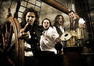 ALESTORM - Captain Morgan´s Revenge