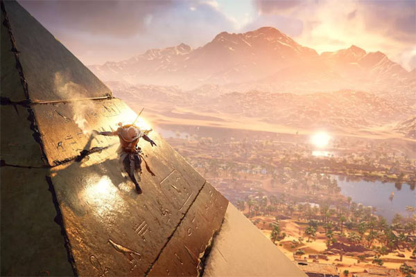 ASSASSIN'S CREED: ORIGINS - Vraždíme ve stínu pyramid