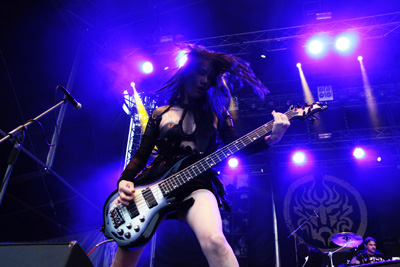 BRUTAL ASSAULT 2014 - Miss Stage