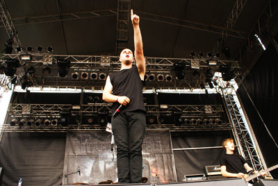 BRUTAL ASSAULT 2011 - Jaromмш – 11. - 13. srpna 2011 – den tшetн