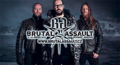 BRUTAL ASSAULT 2017 - Metalopolis guide
