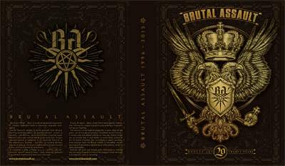 Pavel Køiklan - Brutal Assault: 20 let (1996 - 2015)