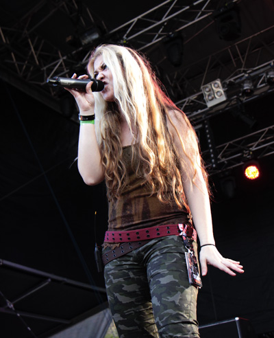 THE AGONIST
