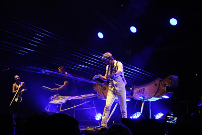 WILLIAM CLOSE AND THE EARTH HARP & LENKA MORÁVKOVÁ AND BOHEMIAN CRISTAL INSTRUMENT