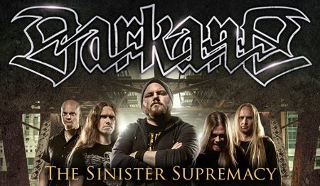 DARKANE - The Sinister Supremacy