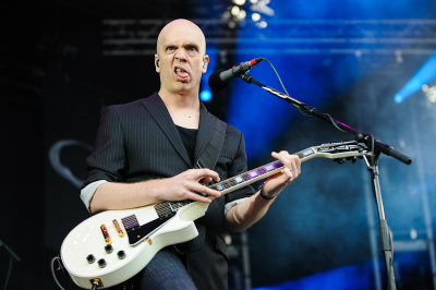 THE DEVIN TOWNSEND PROJECT, FEAR FACTORY - Viedeò, Arena - 29. novembra 2012