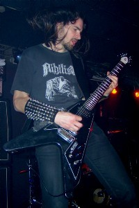 DISMEMBER, HATESPHERE, FALL OF SERENITY - Praha, Rock Café - 26. února 2008