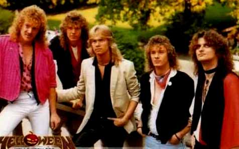 HELLOWEEN - Keeper Of The Seven Keys - Part I.