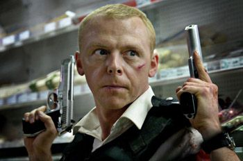 HOT FUZZ - Bad Boys. English Style.