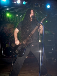 IMMOLATION, MELECHESH, GOATWHORE, SICKENING HORROR - Trenèín, Piano Club, 14. marca 2008