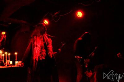 Black Candles Of Death III. MURDER, SATOR MARTE, THE STONE, NOCTURNAL DEPRESSION, FORGOTTEN TOMB... - 23. 10. 2015, Banská Bystrica, Rock Club Tartaros