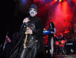 KING DIAMOND, GRIFFIN, THUNDERBOLT - Praha, Roxy - 11. kvìtna 2006