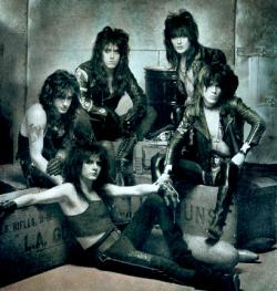 L.A.GUNS - Tales From The Strip