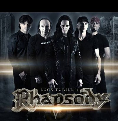 LUCA TURILLI´S RHAPSODY - Ascending To Infinity