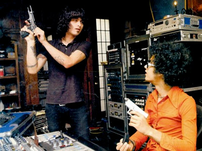 THE MARS VOLTA - Noctourniquet