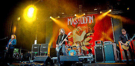 MASTODON - Live At Brixton
