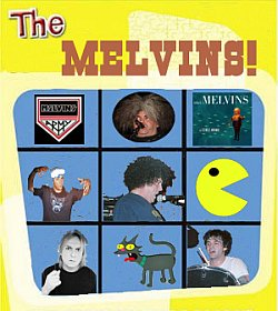 THE MELVINS - (A) Senile Animal