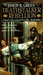 Simon R. Green - MORITURI: REBELIE