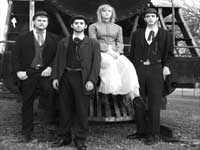 MURDER BY DEATH - In Bocca al Lupo