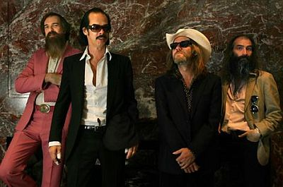 NICK CAVE AND THE BAD SEEDS - Dig, Lazarus, Dig!!!
