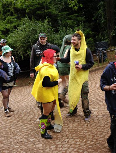 banáni