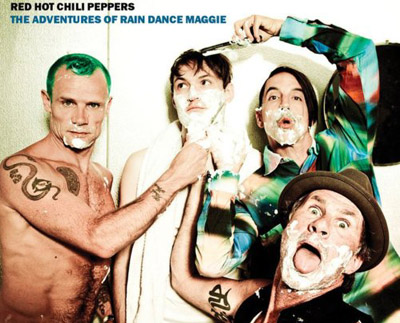 RED HOT CHILI PEPPERS - I´m With You