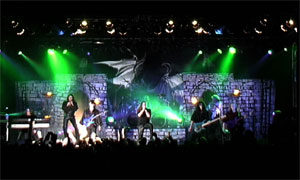 RHAPSODY - Live In Canada 2005 - The Dark Secret