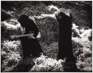 SUNN O))) - Black One