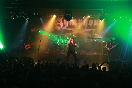 SYMPHONY X, MYRATH, MELTED SPACE - Zlín, Masters Of Rock Café - 11. bøezna 2016