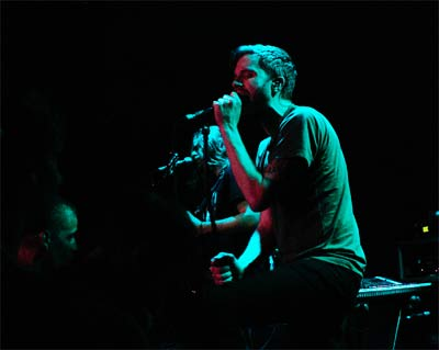 BETWEEN THE BURIED AND ME, PERIPHERY - Praha, HooDoo - 20. øíjna 2012