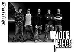 UNDER SIEGE - Days Of Dying Monuments